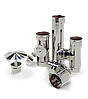 Трубы для дымоходов 0,8 мм d=160 мм