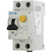Диференциальный автомат Eaton(Moeller) (286465) PFL6-10/1N/C/0,03
