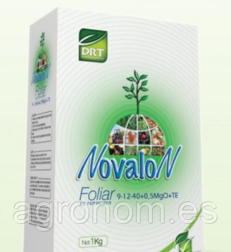 Новалон Фолиар 9-12-40+0,5MgO+ME, 10 кг