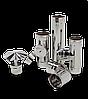 Трубы для дымоходов 0,8 мм d=150 мм