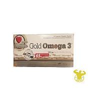 Жирные кислоты Gold Omega-3 от Olimp Labs 60 капс.