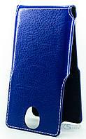 Чехол Status Side Flip Series Prestigio 3503 Wize C3 Dark Blue