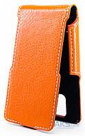 """Чехол Status Side Flip Series Универсальный 3,5"""" Orange"""