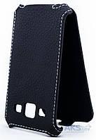 Чехол Status Standart Flip Series Samsung G360 Galaxy Core Prime Black Matte