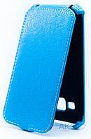Чехол Status Standart Flip Series Samsung G360 Galaxy Core Prime Light Blue