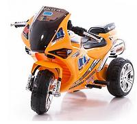 Электромотоцикл трехколесный