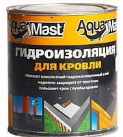 Мастика битумная AquaMast для кровли, Технониколь, 3 кг