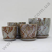 Горшки керамические К13.001