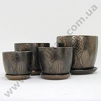 Горшки керамические К13.002