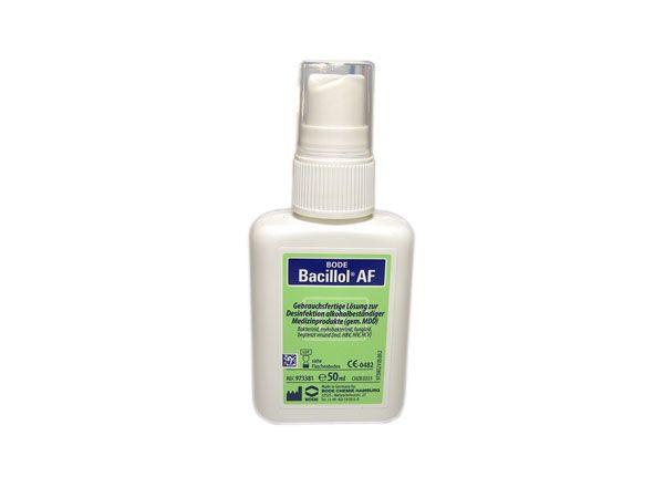 Бацилол дезинфирующее средство педикюрных и других инструментов, 50 мл