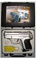 Пистолет металл-пластик ZM01A CYMA