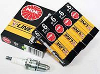 Свеча зажигания NGK № 6 BPR5E   к-т 406 дв.