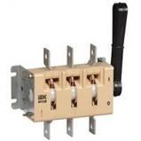 Выключатель-разъединитель ВР32И-35В31250 250А съем. рук. ИЭК, фото 2
