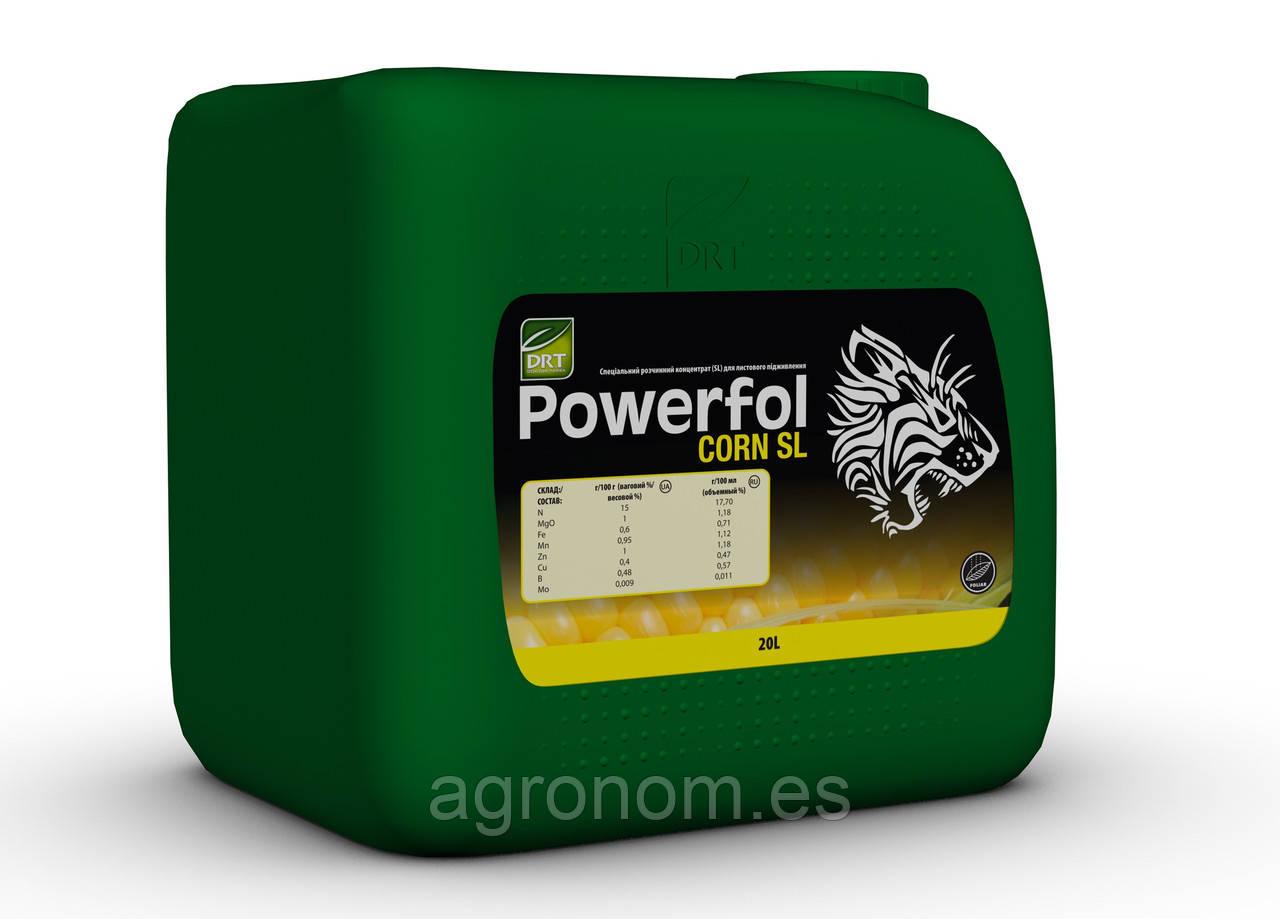 Powerfol (Паверфол)  Corn (Кукуруза), 20л