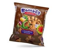Подушечки с шоколадной начинкой