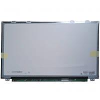 "Матрица 15.6"" LP156WHA-SLA2 (1366*768, 40pin(6bit IPS), LED, SLIM(ушки снизу), глянцевая , разъем справа внизу"
