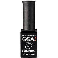 Каучуковая база для гель лака, 10 мл, GGA Professional Rubber Base