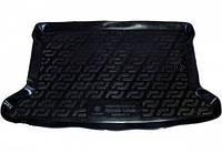 Коврик в багажник Seat Ibiza IV HB (08-) полиуретановый