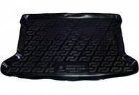 Коврик в багажник Skoda Fabia (5J2) HB (07-14) полиуретановый