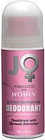 Дезодорант для женщин с феромонами JO PHEROMONE DEODORANT WOMEN, 75 мл.