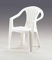 Кресло пластиковое ATLANTIDE белое