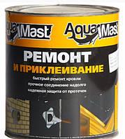 Мастика битумная AquaMast для ремонта, Технониколь, 3 кг