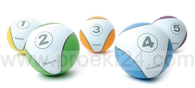 Медбол (медицинский мяч) 1 кг