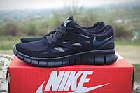 Мужские кроссовки Nike Free Run 2.0 Black 41