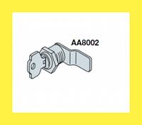 Замок с предохранительной вставкой и ключом D=19мм для шкафа ABB SR2 IP65