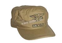 Милтек кепка SEALS койот