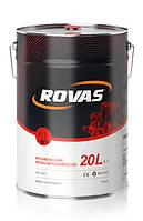 Моторное масло Rovas Truck 15W-40 (20л.) для грузовых автомобилей