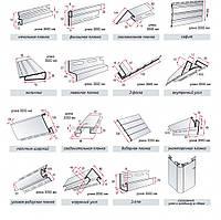 Фасадный J-профиль Alta-Profil Block House