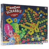 Настольная игра Фиксики Scrabble Danko toys 01262