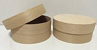 Коробка дерево 9х4 см Галетте - 04920