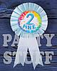 Медаль детская Мне 2, голубая