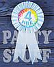Медаль для мальчика Мне 4, голубая