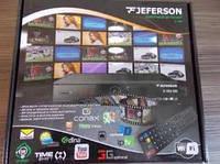 Спутниковый ресивер Jeferson X-103 HD(c Conax)