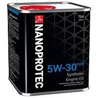 Синтетическое моторное масло NANOPROTEC ENGINE OIL 5W-30 FOD 1L