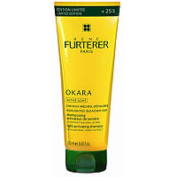 Rene Furterer Okara Illuminating Шампунь для мелированных волос -250мл