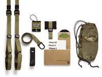 Петли подвесные тренировочные TRX Tactical Force T3 FI-3725-04