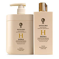 Tecna Integro Shampoo Нydra Шампунь для интенсивного увлажнения волос-1000мл