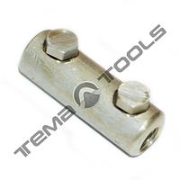 Гильза кабельная со срывными болтами 25-50 2СБ – алюминиевая соединительная гильза