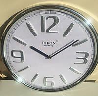 Часы настенные (∅ 33 см) кварцевые RIKON 497 XKC /56