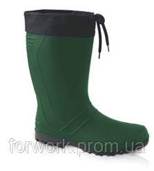 Сапоги резиновые, зеленого цвета. Axel. Lemigo.