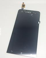 Оригинальный дисплей (модуль) + тачскрин (сенсор) для Asus ZenFone Go ZC500TG (черный цвет)