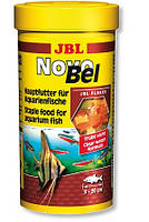 Корм для аквариумных рыб всех видов JBL Novobel (ДжиБиЭль Новобэл) 130гр