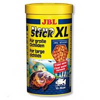 Корм для плотоядных рыб JBL Novo Stick XL 1л