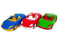 Машина детская игрушечная кабриолет 46см 07-701-1