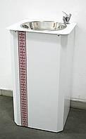 Питьевой фонтанчик «ПФ-1-4К» White влагостойкий