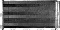 Радиатор кондиционера 03-  FIAT Doblo 01- не оригинал